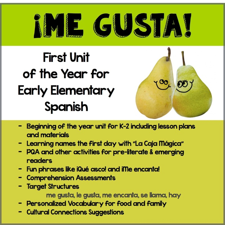 Back to school UNIT for elementary – Mrs  Spanish's class